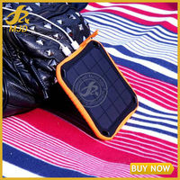 Waterproof Mobile Phone Solar Charger For Samsung