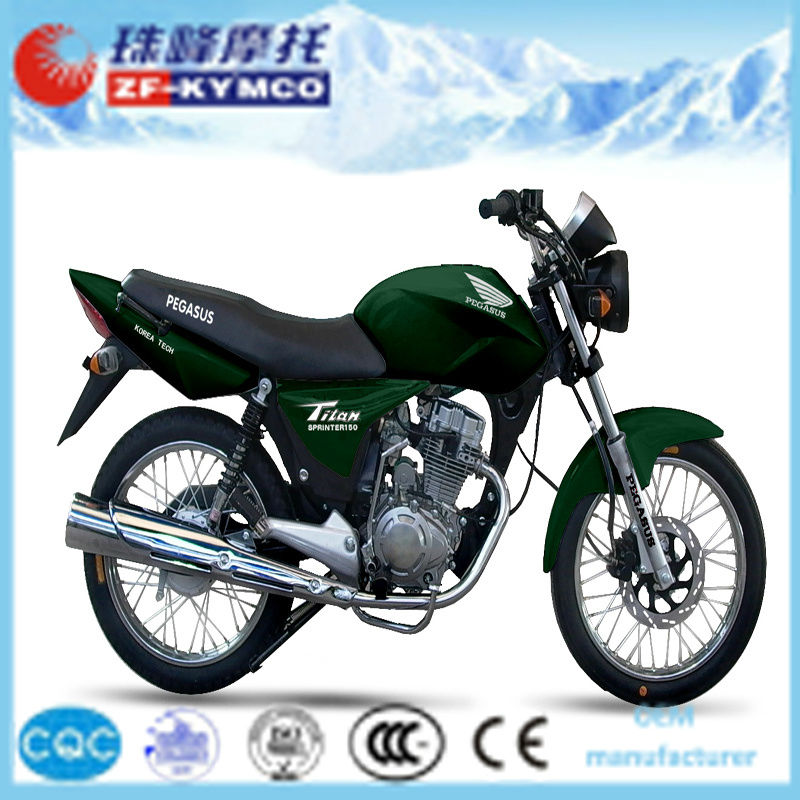 China 150cc high quality automatic motorcycle for sports ZF150-13