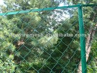 heavy galvanized chain link fencing (factory price)