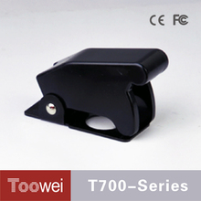 Toowei Toggle Switch dust cover for anti-misoperation guard safety cover Red/Black/Transperate color