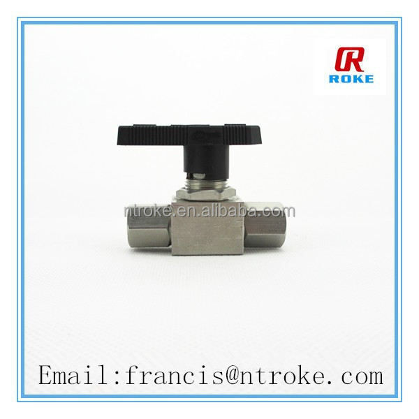 stainless steel valve gas ball valve high temperature straight style