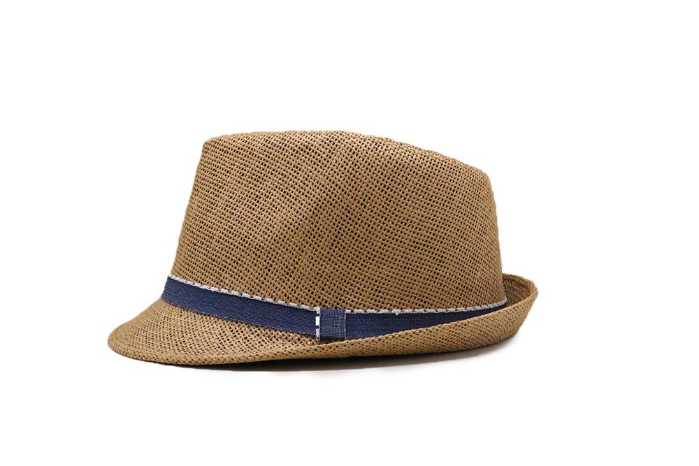 summer sun hats for men Jazz women Panama Beach straw hat
