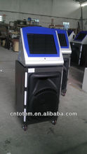 coin operated electronic karaoke machine