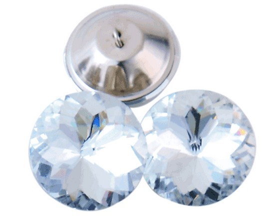 furniture crystal upholstery buttons