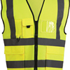 YOYO 218 Yellow Safety Vest