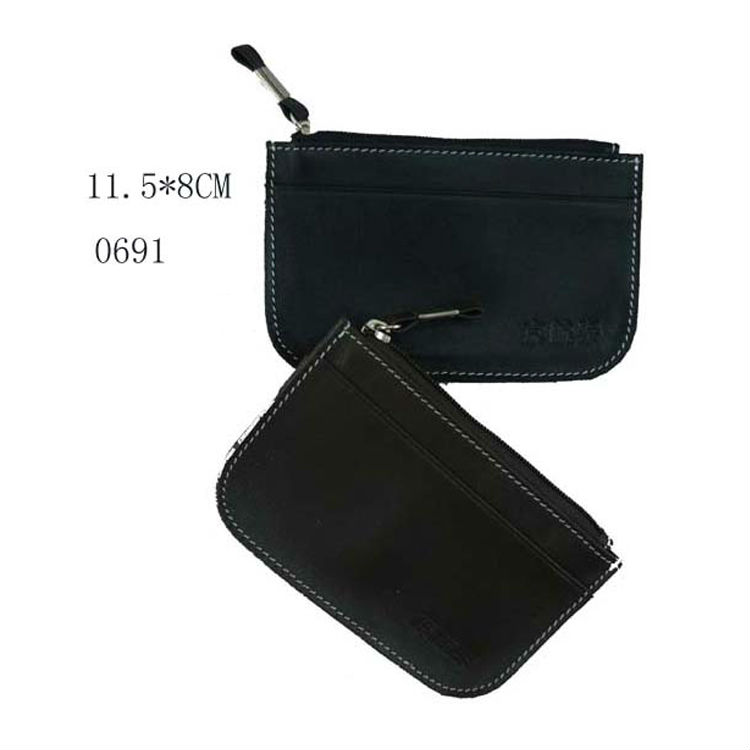 small cheap coin purse with zipper for lady wholesale price