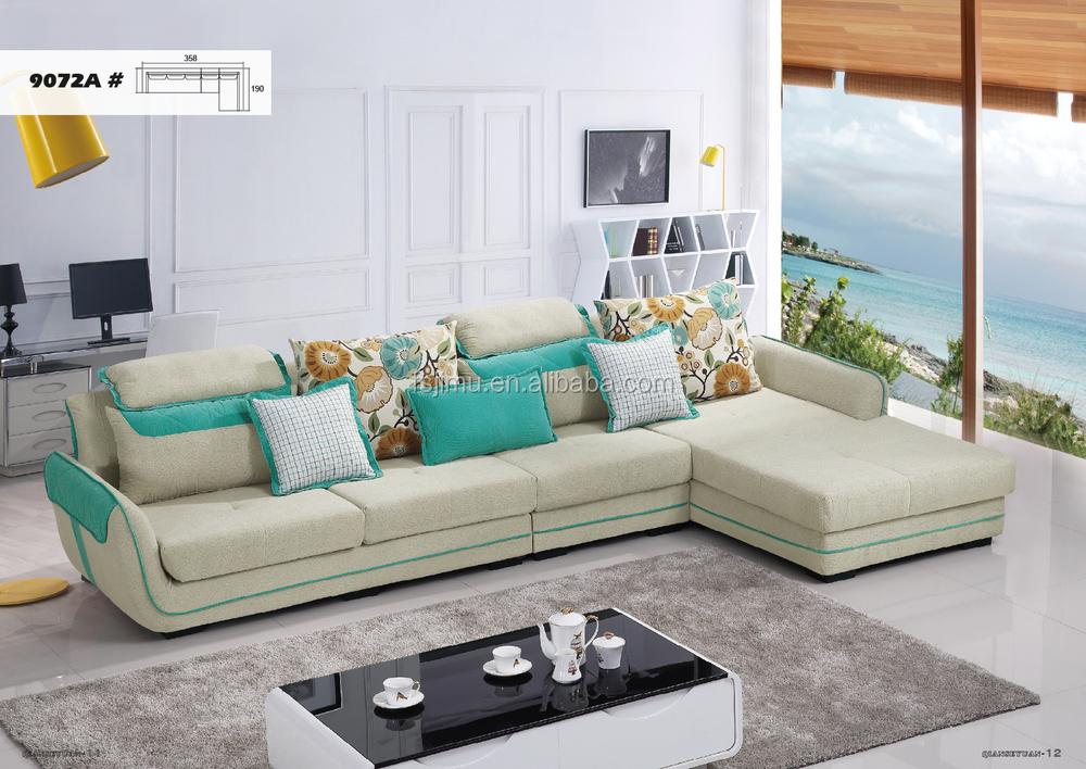 Meubles de maison souple et confortable color tissu - Muebles sala baratos ...