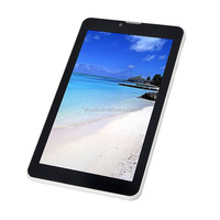 Fashion Android 3G Quad Core 7 inch tablet pc with 3g mobile phone function