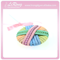High Quality Promotional Colourful Elastic Band