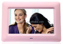 Professional 7 inch digital photo frame/sex video mp3 free download
