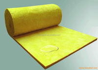 heat and sound insulation glasswool