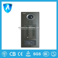 Multi apartments video door phone with keypad