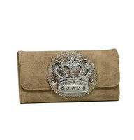 online shop chian import bag WA5016 new arrive fashion design women clutch wonder wallet