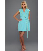 Ladies Delicates Terry Robe Quick Dry Breathable Enchanting Sleepwear