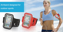 New Sports Running Case, Workout Holder Pouch, Cell Phone Arm Bag Band