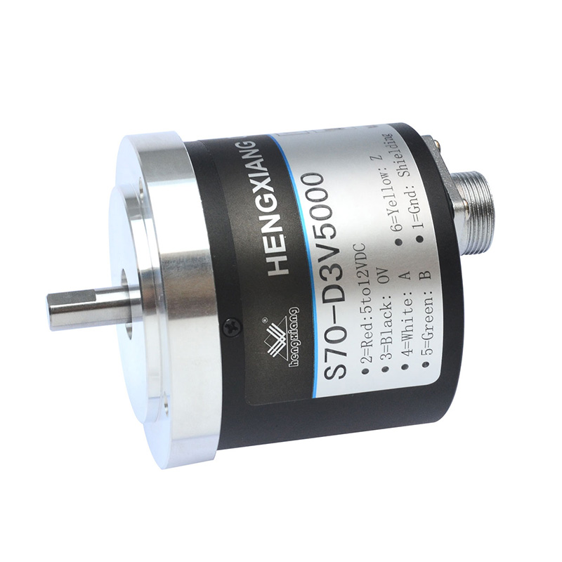 incremental encoder S70 70mm optical sensor thickness 60mm