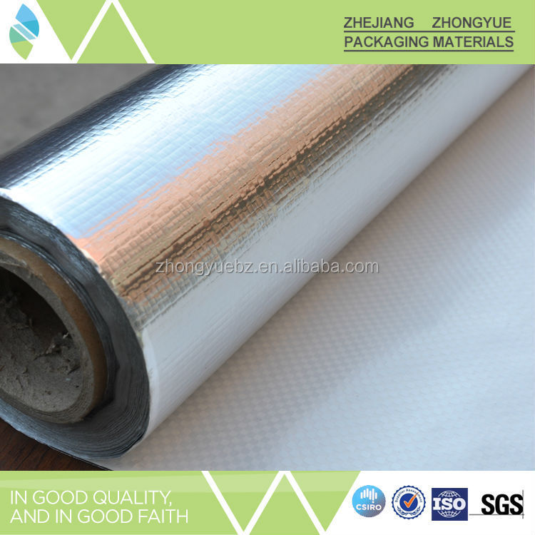 Cheap heat insulation material anti radiation and thermal insulation laminated aluminum foil