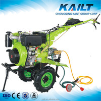 Long distance 12V pump sprayer and sprayer gun