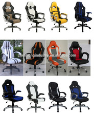 ZHENHONG Racing Office Chairs 2015 moden and popular game office chair \sport car office chair 0013g