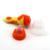 wholesales PP and silicone material baby fruit juice feeding pacifier