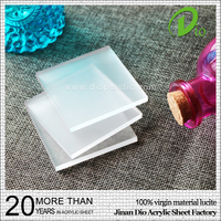 LOW PRICE frosted acrylic sheet 6mm