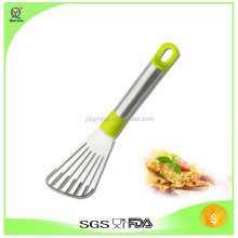 LFGB food grade stainless steel slotted steak Spatula Turner cooking tool