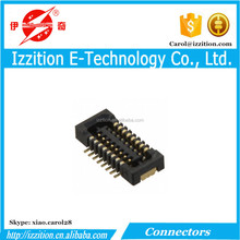 new electronic components CONN RCPT 16POS 0.4MM SMD GOLD DF37NB-16DS-0.4V(51) connectors in stock