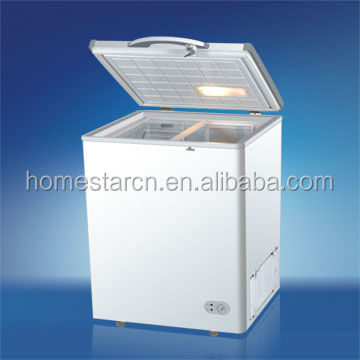 100L 150L 200L 300L Mini Ice Cream Refrigerator With CE SONCAP/Chest Freezer