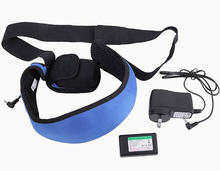 Far Infrared Portable FIR Battery Heating Rechargeable Therapeutic Thermal Neck Wrap Band