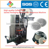 Best-price Coffee Pod Making Machine/ Coffee Sachet Packaging Machine
