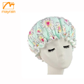 Latest Design Polyester Shower Cap