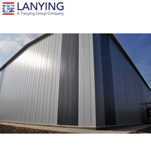 professional steel manufacture prefabricated warehouse / steel frame structure buildings