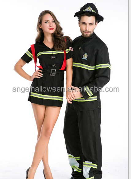 Uniform dating firemen
