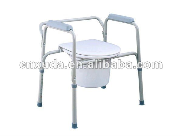 HOT ITEM!!disabled commode chair,commode toilet chair