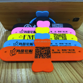 Opening ceremony gifts 3M sticker cellphone holder