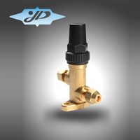Liyongda Brass Manual Stop Throttle Choke