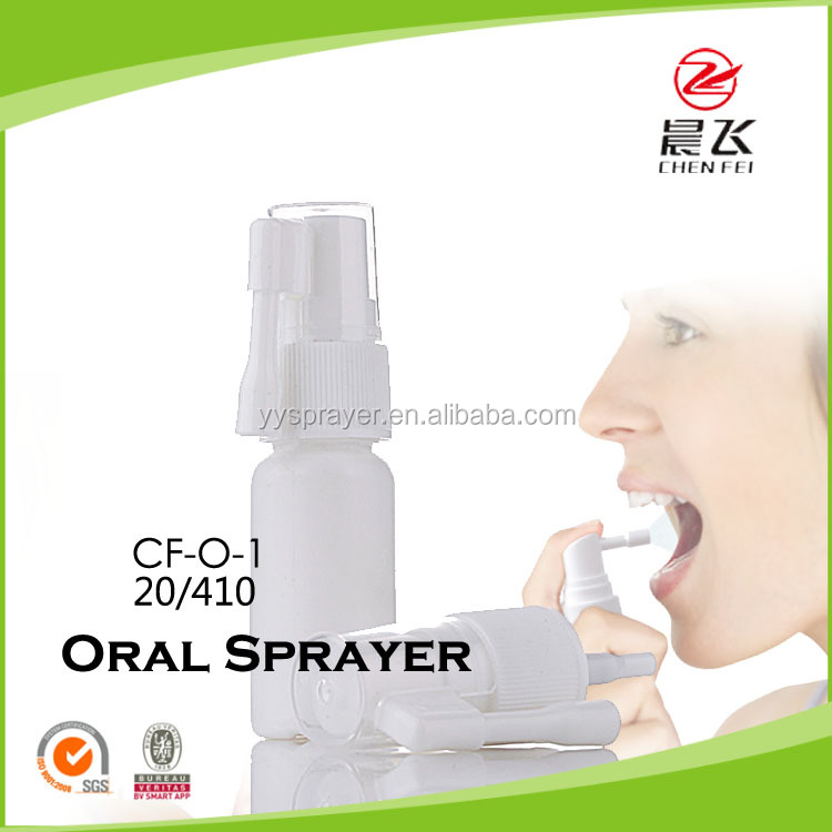 CF-<strong>O</strong>-2 35mm arm nozzle medicine Oral Throat Sprayer with bottles