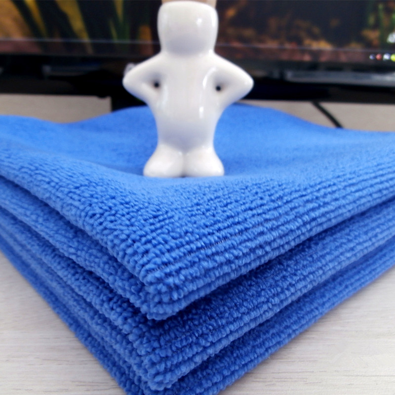 hot sale microfiber cleaning towels for kitchen