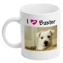 Personalized Magic mug with favorite your picture, logo, text, on cup image gift