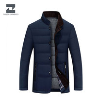 Hot sale Fashion casual short mens thick sport padding jacket