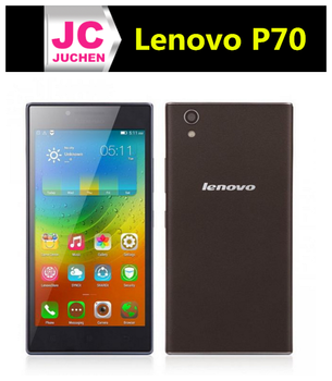 Original Lenovo P70 smartphone 5 Inch HD screen 2GB/32GB Android 4.4 MTK6752 Octa Core 13 MP camera 4G phone