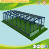 Two Story Steel Structure Warehouse Steel
