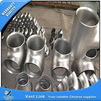 Professional astm a234 wpb ansi b16.9 elbow tee cap reducer stainless steel pipe fittings manufactures made in China
