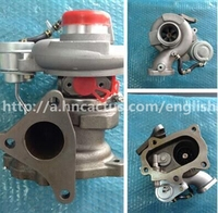 Electric TD04L Turbocharger 49477-04000 14411-AA710 For Impreza WRX GT Forester XT Legacy Outback EJ255 Engine 2.5L