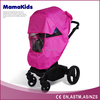 2015 Top sale big discount baby stroller plastic rain cover