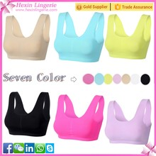 2017 Fashionable Six Colors Gym Yoga Sport Bra