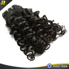 New Hair Texture Jerry Curl Indian Remy Hair Care Products
