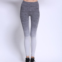 Workout Leggings for Women Sport Leggings customized training skinny pant running tights