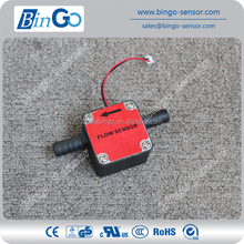 Oval gear flow meter, economic flow meter sensor for liquid fuel, lubricant and diesel