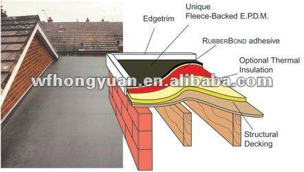 plat toiture membrane epdm unique plis membrane de toiture membrane imperm able id de produit. Black Bedroom Furniture Sets. Home Design Ideas